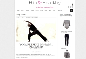 Hip & Healthy Yoga Review