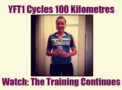 YFT1 Cycles 100 Kilometres