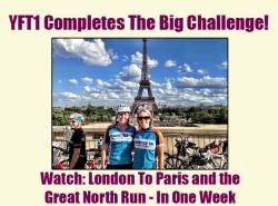 YFT1 Completes The Big Challenge